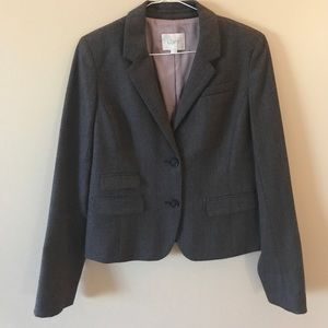 Loft Blazer size 4.  Perfect for fall.