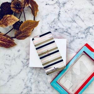 Kate Spade iPhone 6 Plus Clear Case