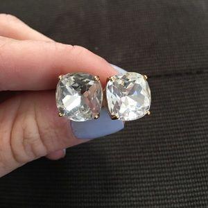 Kate Spade stud diamond earrings