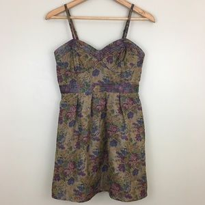 Free People Floral Dress Skater