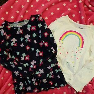 Other - girls long sleeve bundle size 10/12