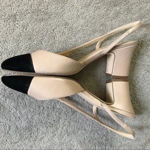 537819b2624 Ivanka Trump Shoes - Ivanka Trump Liah slingback block heel leather