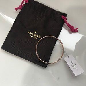NWT Kate spade bangle bracelet