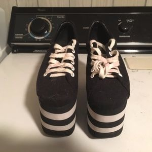 Jeffrey Campbell Platform Sneaker