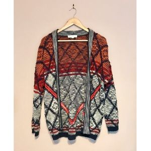 Urban Outfitters Detailed Cardigan
