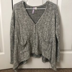 Francesca's Cropped Cardigan-Perfect Condition! 🐘
