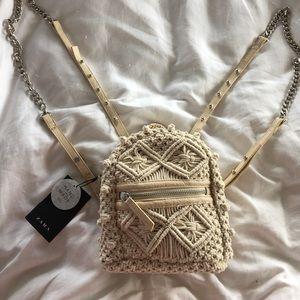 Brand new Zara backpack