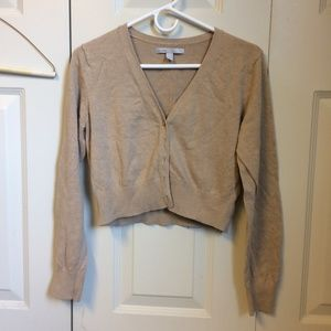 Cropped Old-Navy Cardigan