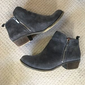 VGUC Lucky Brand Bootie - Size 8