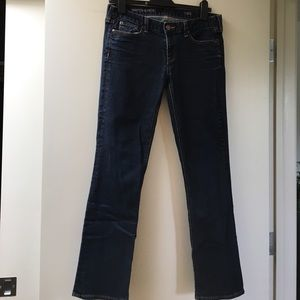 J. Crew matchstick jeans size 29S