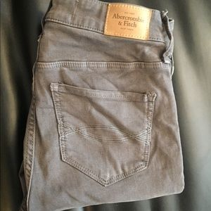 Abercrombie Super Skinny High waisted Jeans