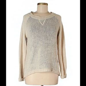Market & Spruce Stitch Fix Beige Sweater size S
