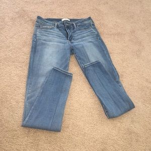 A&F jeggings size 6