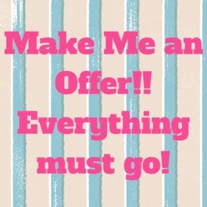 Other - CONSIDERING ALL OFFERS!