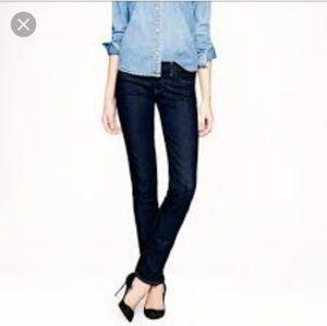 "J.Crew Matchstick jeans straight leg""short"""