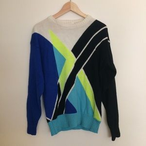 Vintage 1980's Sweater