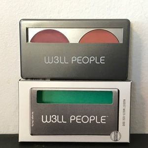 W3LL People Multi-Use Cream Duo Palette in Nudist
