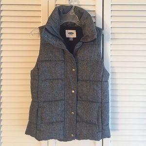 ON grey vest