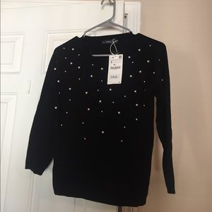 NWT Zara sweater