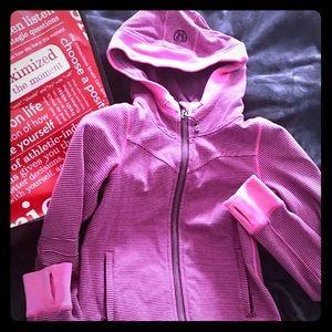 Lululemon Bliss hoodie, size 4, EUC