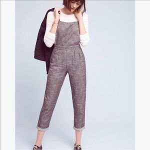 Wemley Striped Jumpsuit