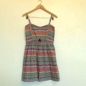 Vans Tribal Dress 🌺