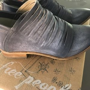 Super Cute Free People Ankle Boots