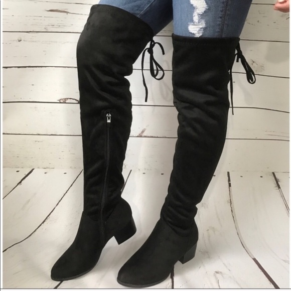 Boutique Shoes - Over the knee boots
