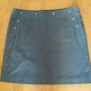 Talbots stretch womens skirts size 16