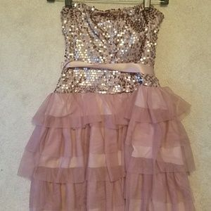 Size s homecoming dress