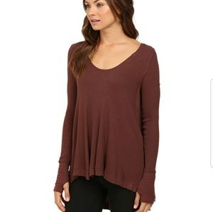 Free people Malibu thermal size small