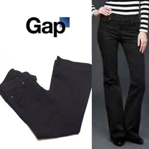 {Gap} Limited edition black flare jeans