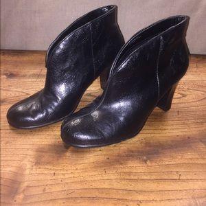 Women's Aersoles Black Boots