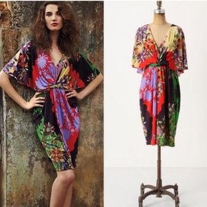 EXQUISITE Anthropologie RANNA GILL Dress SMALL S