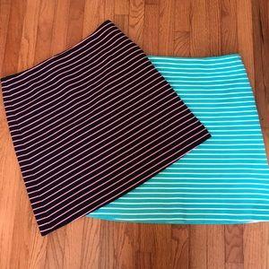 2 Talbots skirt bundle!!!!