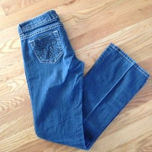 MEK Denim Orleans Boot Cut Jeans