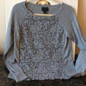 Merino Wool J.Crew Collection Sweater