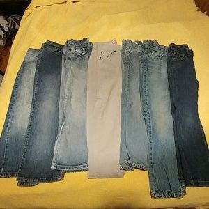 Lot of Youth Pants/Jeans size 8 (one 10 slim)