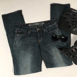 NEW Express Denim Jeans. -sz 4