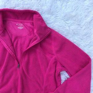 Detailed Quarter Zip Pullover