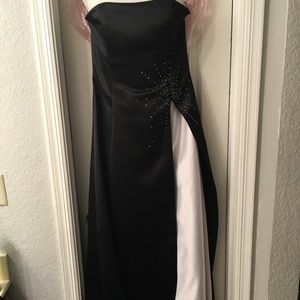 Beautiful Prom Gown. Worn once. Bought at Macy's.