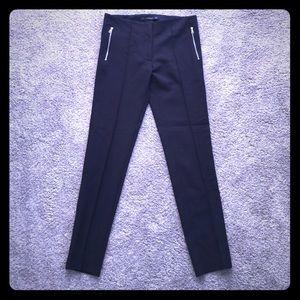 NWT Zara Basic Collection Black Pants