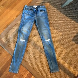 Frame Denim Jeans - Frame Le Skinny de Jeanne Jeans