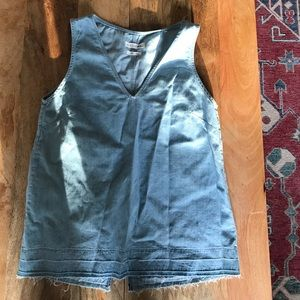 Rag and Bone chambray top