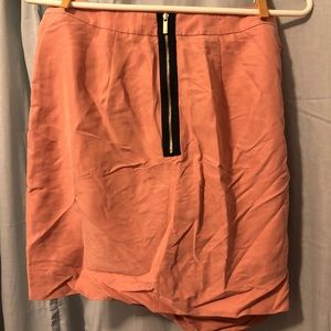 Forever 21 Peach colored skirt