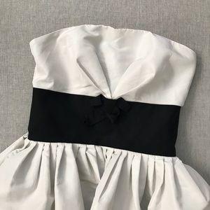 Behnaz Sarafpour for Target white dress