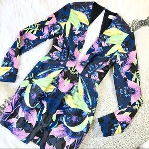 Finders Keepers Tropical Cut out Dress