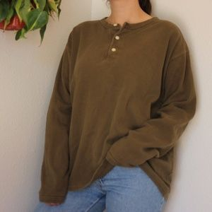 Comfy Oversized Henley