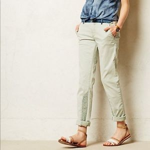 Anthropologie Pilcro and the Letterpress Pant