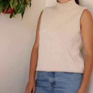 Ralph Lauren Sleeveless Sweater